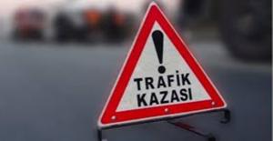 Birecik Yolunda Trafik Kazası, 2 ölü, 5 yaralı