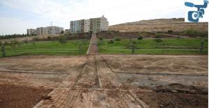 Eyyübiye Belediyesi İlçeye Yeni Parklar Kazandırmayı Sürdürüyor