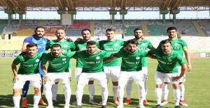 Karaköprü Belediyespor 2-1  Nazilli Belediyespor