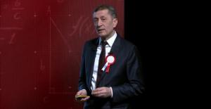 Milli Eğitim Bakanı Selçuk: Ders Saatleri Azalacak, Teneffüs Saati Artacak