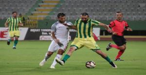 Şanlıurfaspor 1–1 Pendikspor