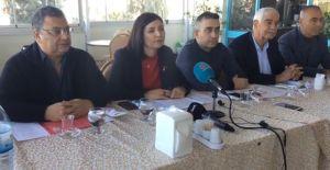 Urfa CHP'de istifa depremi yaşandı