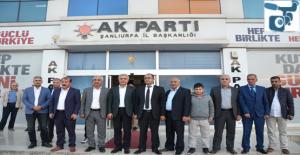 Prof. Dr. Gök Büyükşehire Aday...