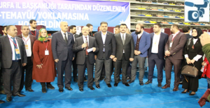 Şanlıurfa AK Parti#039;de Temayül...