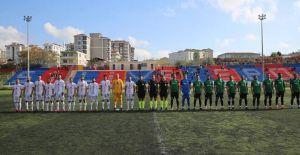 Silivrispor 2-1 Karaköprü Belediyespor