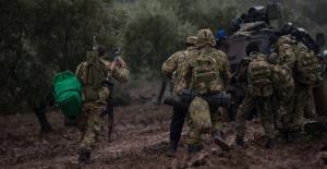 TSK, Afrin'de Operasyon Başlattı