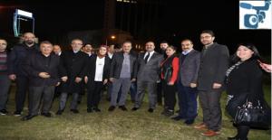 Başkan Çiftçi, İzmir'de Hemşehrileri İle Buluştu