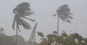 Dikkat! Urfa'da Şiddetli Fırtına Uyarısı