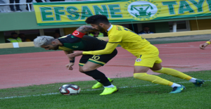Şanlıurfaspor 2-0 Menemen Belediyespor