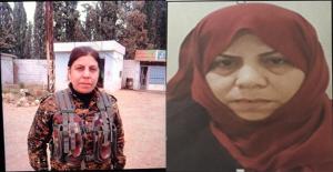 Suriye uyruklu PKK#039;lı kadın...