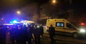 Urfa'da Sobadan Çıkan Yangında 5 Kişi Dumandan Etkilendi