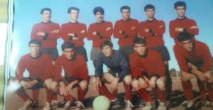 51 Yıl Önceki Siverekspor'un Muhteşem Kadrosu