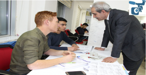 Haliliye'de Gece 24'e Kadar Kütüphaneler Açık