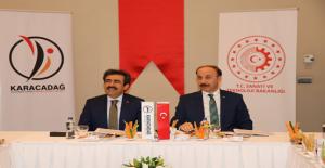 Karacadağ Kalkınma Ajansın Toplantısı Urfa'da Yapıldı