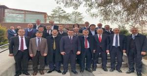 Şanlıurfa AK Parti İl Ve İlçe Adayları Bir Araya Geldi