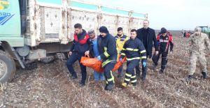 Urfa'da Çırçır makinesine düşen çocuk öldü
