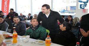 Başkan Baydilli'den Engelli Vatandaşlara Müjde