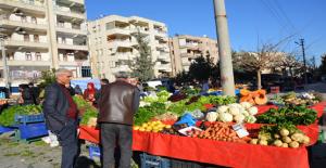 Belediyeler Meyve Sebze Satışına Başlıyor