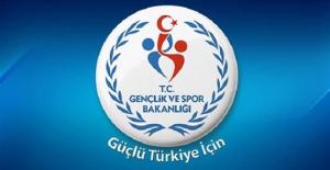 Gençlik Ve Spor Bakanlığı Bünyesinde...