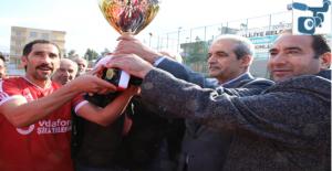 Viranşehir Sanayi Spor Şampiyon Oldu