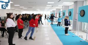 Büyükşehir Belediyesi Başkanlık Dart Turnuvası Tamamlandı