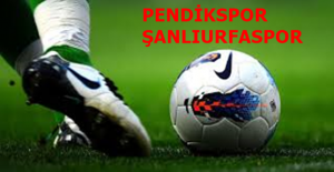 Pendikspor 0-1 Şanlıurfaspor