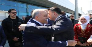 Tarım Bakanı Pakdemirli Şanlıurfa#039;da
