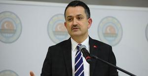 Tarım Bakanı Pakdemirli Urfa'ya Geliyor