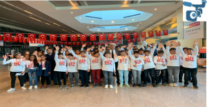 2019 Dönemi Gezilere Viranşehirli Öğrenciler Katıldı