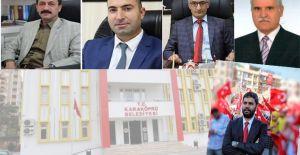 Karaköprü Belediye Başkan Yardımcıları Belli Oldu