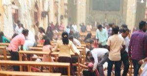 Sri Lanka#039;da Patlama! 160 Ölü,...