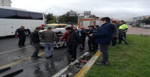 Urfada Trafik Kazası, 2 Yaralı