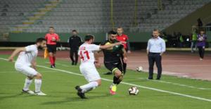 Şanlıurfaspor 0-1 Fatih Karagümrük