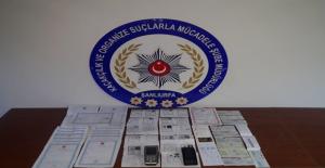 Şanlıurfa'da Tefecilik Operasyonu, 4 Tutuklama
