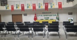 Şanlıurfaspor'un Kongresi Ertelendi