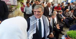 Abdullah Gül Şanlıurfa#039;ya Geliyor!