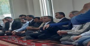 Abdullah Gül Urfa#039;da...