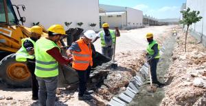 Dicle'den Şanlıurfa Mobilyacılar Sitesi'ne 1.6 milyonluk yatırım