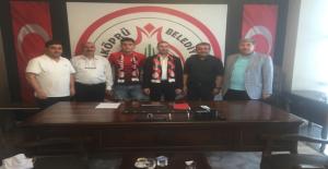 Karaköprü Belediyespor Hücum Hattını Gençlerle Güçlendirdi