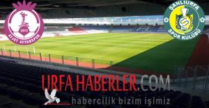 Afjet Afyonspor 4-0 Şanlıurfaspor