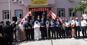 Eyyübiyede Bir Okul Daha Açıldı