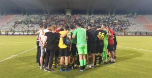 Şanlıurfaspor 0-3 Manisa Futbol Kulübü
