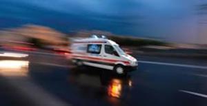 Şanlıurfa- Gaziantep Yolunda Kaza, 1 Ölü, 7 Yaralı
