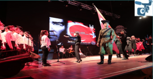 Büyük Önder Atatürk, Şanlıurfada...
