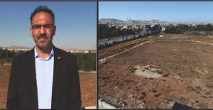 HRÜ'de 4 Dönüm Alan Eyyübiye Belediyesi'ne Tahsis Edildi