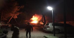 Tugay#039;daki Patlamaların Nedeni...
