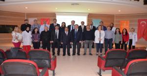 Urfa'da Böbrek Naklinin Önemi Anlatıldı
