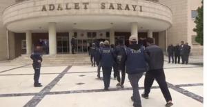 Barış Pınarı Hareketinde, 99 Tutuklama