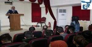 Başkan Baydilli Öğrencilerle Söyleşide Buluştu