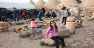 Harran#039;a Turist Akını